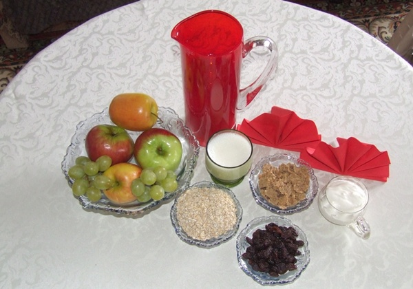 Питание во время беременности по неделям таблица