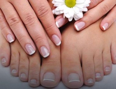 Ногти пальцев рук и ног